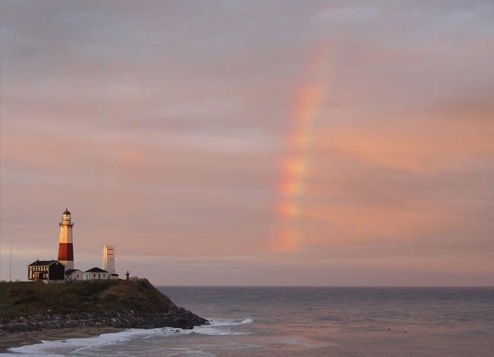 Lighthouse on Long Island