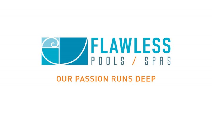Flawless Pools logo