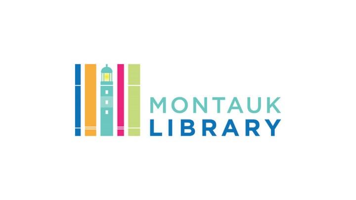 Montauk Library logo