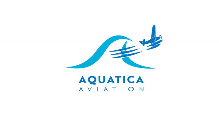 Aquatica Aviation logo