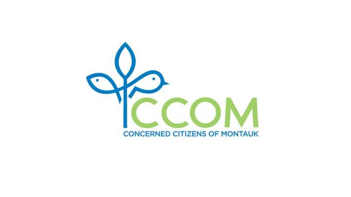 Concerned Citizens of Montauk logo