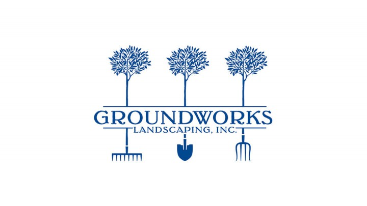 Groundworks Landscaping logo