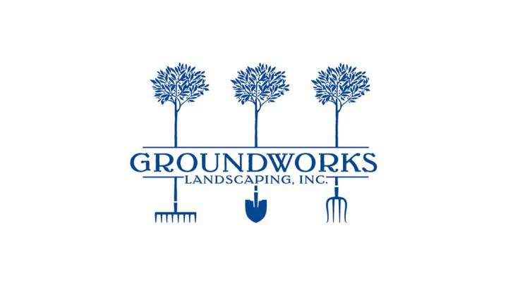 Groundworks Landscaping logo