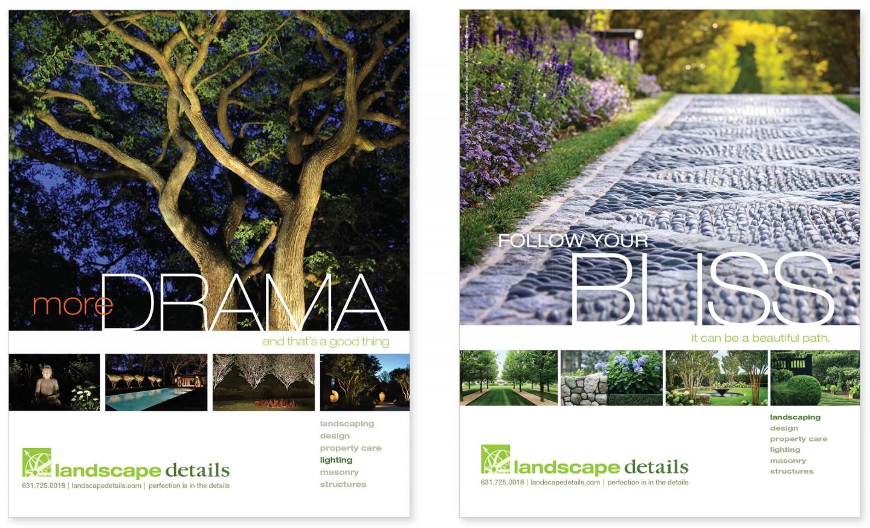 Landscape Details ad