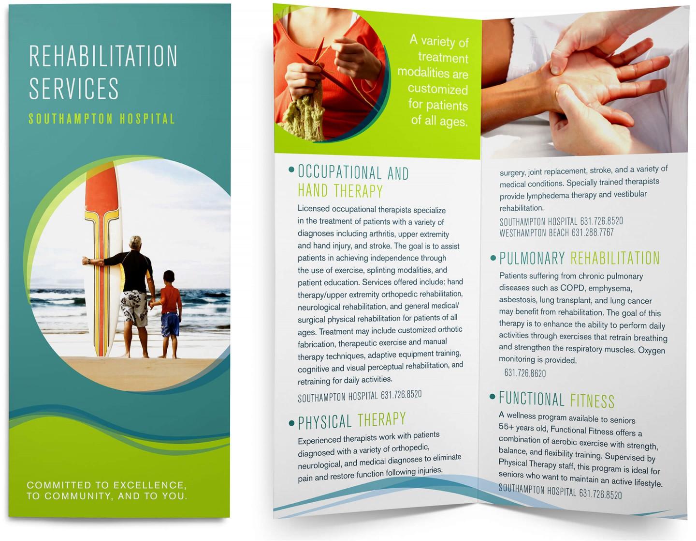 Southampton Hospital brochure