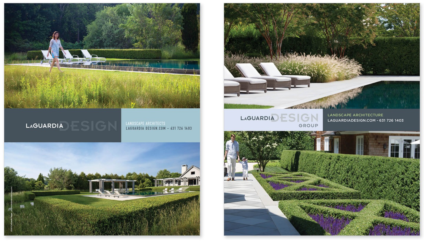 LaGuardia Design collateral