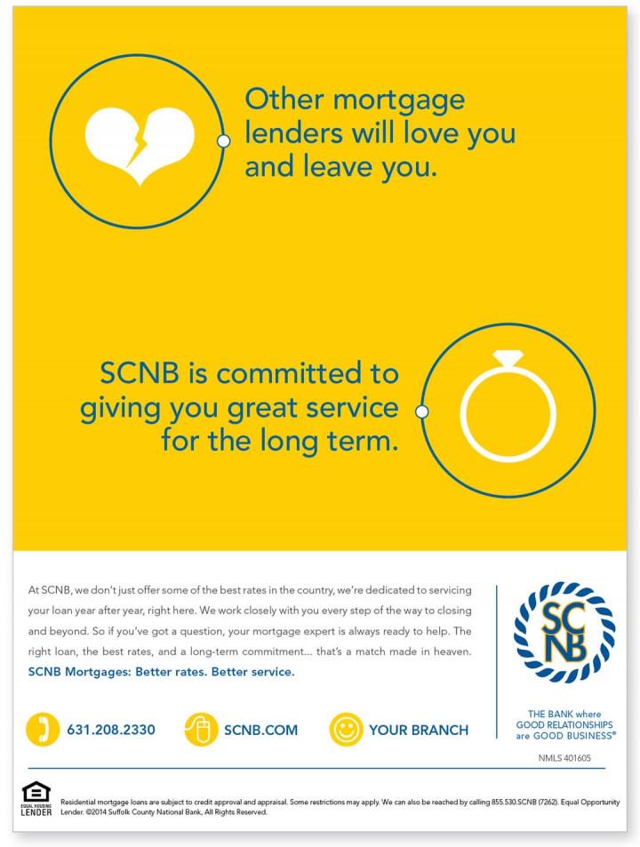 SCNB print ad