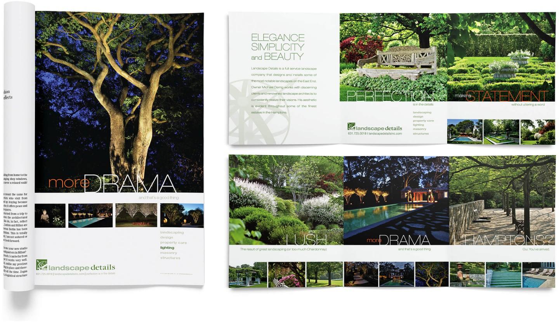 Landscape Details brochures